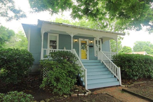 207 W Chauncy Street, Brenham, TX 77833 (MLS #90121543) :: Krueger Real Estate