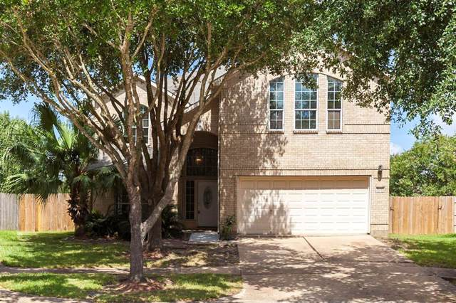 5736 Richfield Park Court, Rosharon, TX 77583 (MLS #90125213) :: The Bly Team