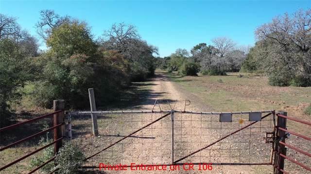 TBD County Rd 106, Columbus, TX 78934 (MLS #90138261) :: Guevara Backman