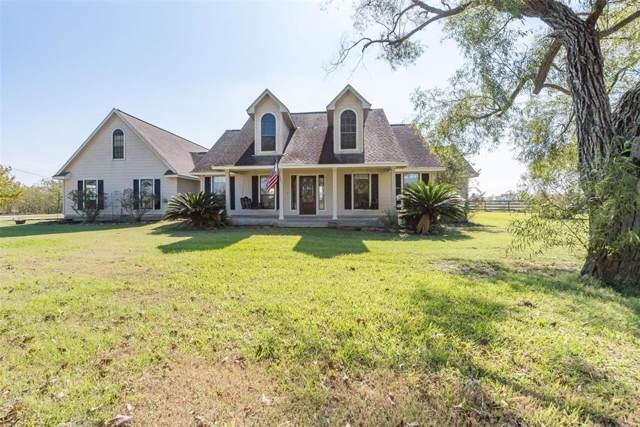 21195 Englin Road, Winnie, TX 77665 (MLS #90140223) :: Texas Home Shop Realty