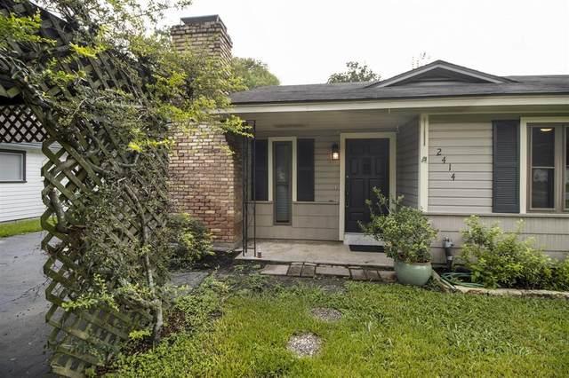 2414 Lazy Spring Drive, Houston, TX 77080 (MLS #90146735) :: The Property Guys