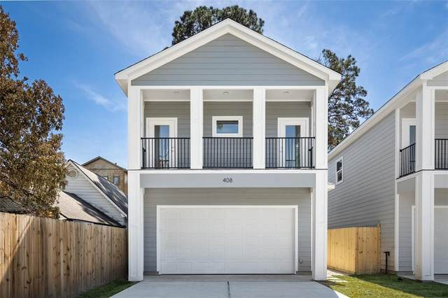 408 Sikes Street, Houston, TX 77018 (MLS #90155729) :: The SOLD by George Team