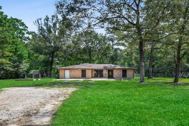 77 County Road 6497, Dayton, TX 77535 (MLS #90156223) :: Caskey Realty