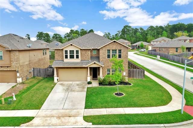 8450 Coral Cove Pass Lane, Conroe, TX 77304 (MLS #90160387) :: Giorgi Real Estate Group