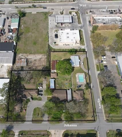 1921 Johanna Drive, Houston, TX 77055 (MLS #90162121) :: My BCS Home Real Estate Group