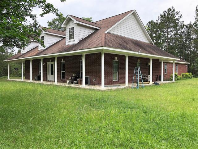 1650 Mcspadden Road, Moscow, TX 75960 (MLS #90169040) :: Texas Home Shop Realty