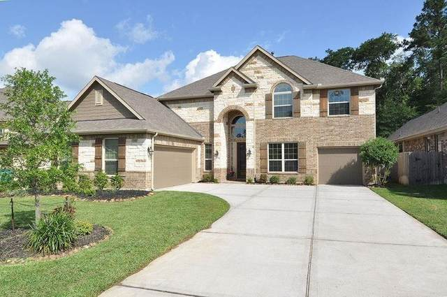 23318 Colleton Drive, New Caney, TX 77357 (MLS #90177764) :: The Sansone Group