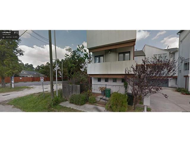 4110 Lillian, Houston, TX 77007 (MLS #90195243) :: Glenn Allen Properties