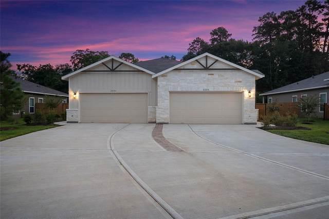 9764 and 9768 Grosbeak Lane, Magnolia, TX 77354 (MLS #90198518) :: Texas Home Shop Realty