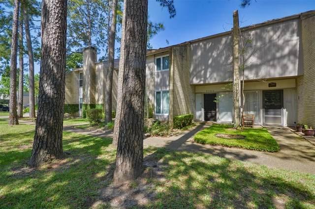2105 Lake Village Drive #2105, Houston, TX 77339 (MLS #90217266) :: Texas Home Shop Realty