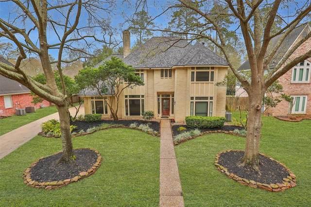 5119 Maple Terrace Drive, Kingwood, TX 77345 (MLS #90217502) :: The Parodi Team at Realty Associates