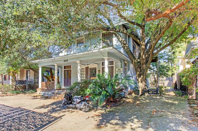 203 Stratford Street, Houston, TX 77006 (MLS #90234410) :: Texas Home Shop Realty
