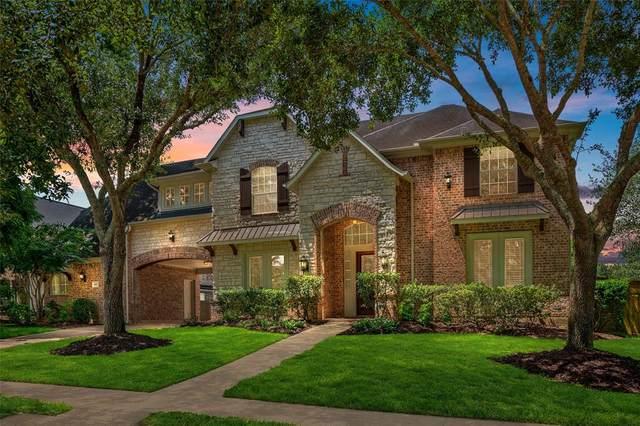 9602 Blue Spruce Court, Missouri City, TX 77459 (MLS #90236282) :: The Heyl Group at Keller Williams