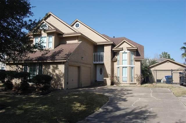 14706 Via Del Norte Drive, Houston, TX 77083 (#90239095) :: ORO Realty
