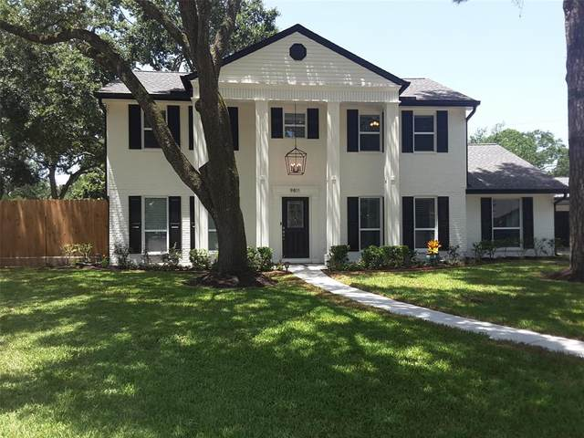 9811 Foxrun Court, Houston, TX 77080 (MLS #90265754) :: Connect Realty