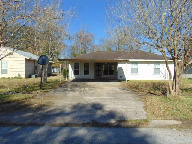 12117 Palmcrest St, Houston, TX 77034 (MLS #90284408) :: Texas Home Shop Realty