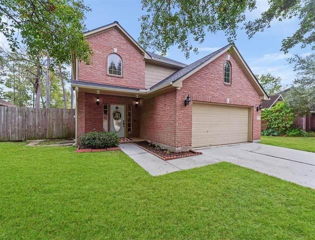 19410 Pinewood Bluff Lane, Humble, TX 77346 (MLS #90288341) :: Area Pro Group Real Estate, LLC