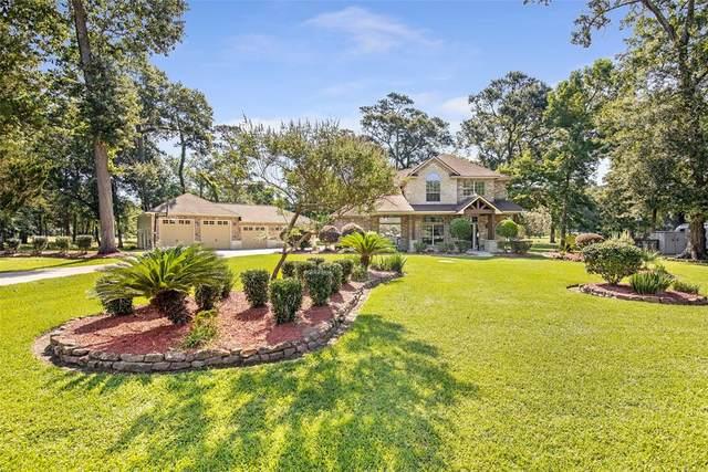 27526 Golf View Lane, Huffman, TX 77336 (MLS #90291432) :: The Property Guys