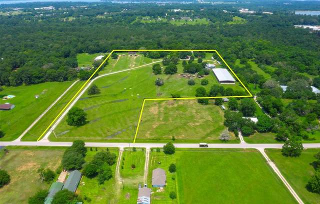 12035 Anderson Road, Willis, TX 77318 (MLS #90293684) :: The Home Branch