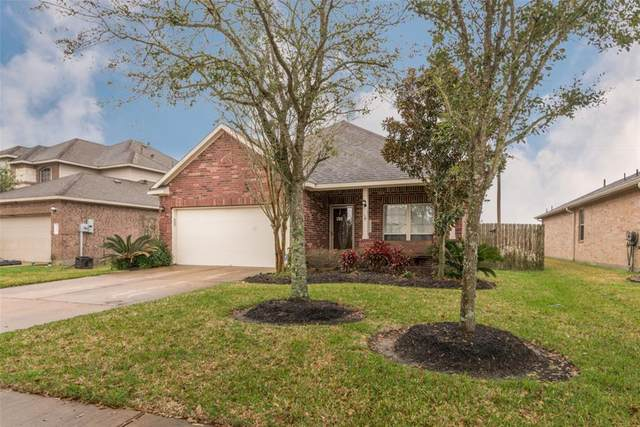 3209 Granite Gate Lane, Dickinson, TX 77539 (MLS #90296994) :: The Home Branch