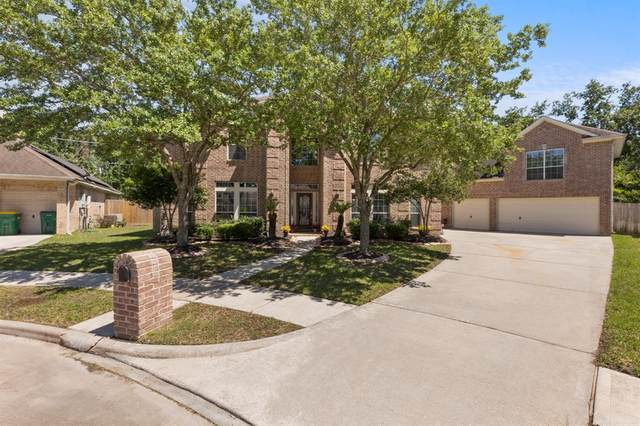 2109 Ketch Court, Seabrook, TX 77586 (MLS #90305347) :: The Bly Team