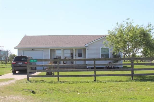 1604 Madison Avenue, Port Bolivar, TX 77650 (MLS #90307899) :: Giorgi Real Estate Group