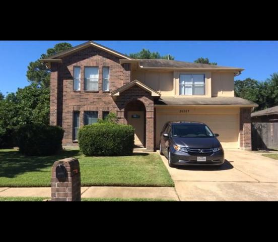 20107 Bambiwoods Drive, Humble, TX 77346 (MLS #90313302) :: King Realty