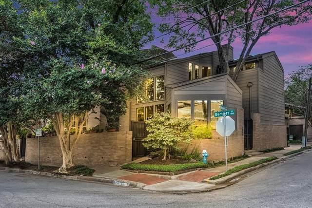 1000 Bartlett Street, Houston, TX 77006 (MLS #90313974) :: Lerner Realty Solutions