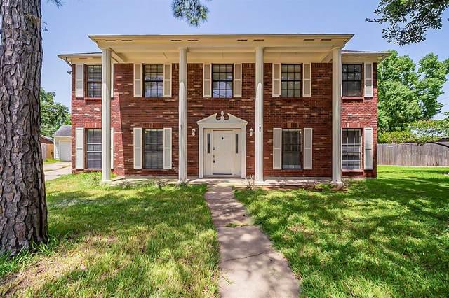 10258 Crooks Way Court, Houston, TX 77065 (#90321799) :: ORO Realty