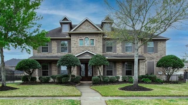 3408 Lindhaven Drive, Pearland, TX 77584 (MLS #90325872) :: The Property Guys
