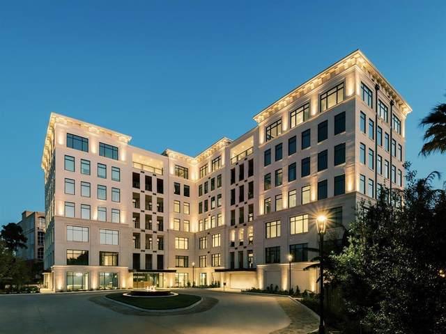 6017 Memorial Drive #506, Houston, TX 77007 (MLS #90329238) :: My BCS Home Real Estate Group