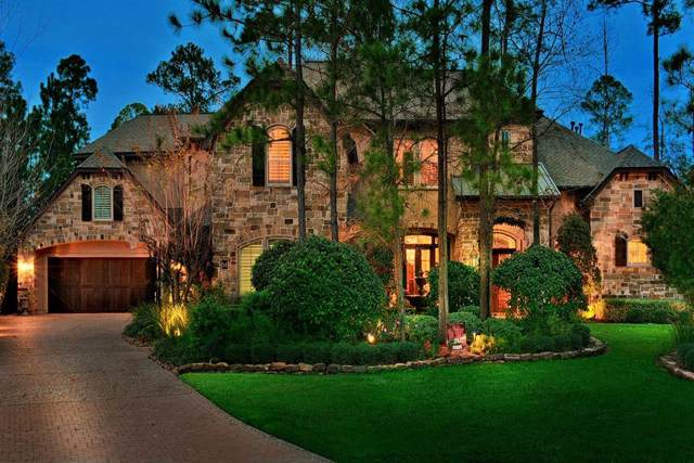 54 Player Point Drive, The Woodlands, TX 77382 (MLS #90350641) :: Giorgi Real Estate Group
