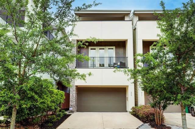 309 Peden Street, Houston, TX 77006 (MLS #90356166) :: Connect Realty