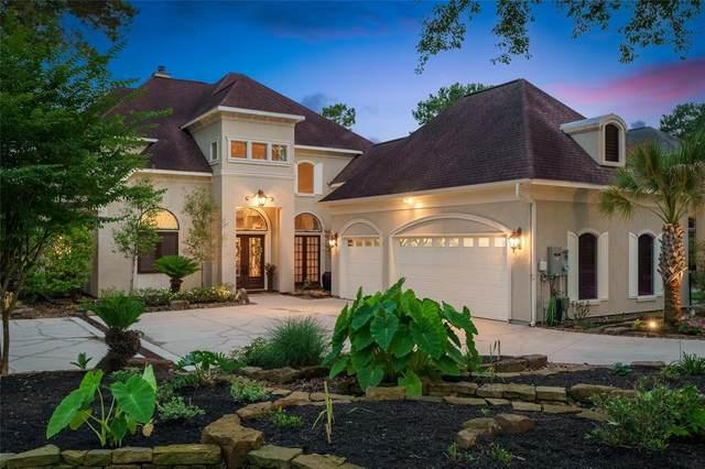 11412 Lake Oak Drive, Montgomery, TX 77356 (MLS #90360563) :: The Home Branch