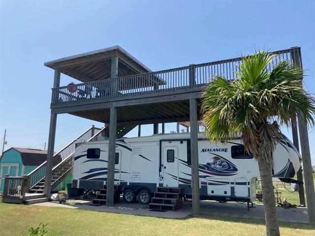 851 Trout Boulevard, Crystal Beach, TX 77650 (MLS #90361270) :: Keller Williams Realty