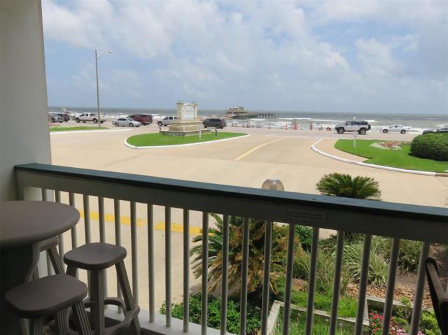 6102 Seawall Boulevard #155, Galveston, TX 77551 (MLS #90362450) :: Texas Home Shop Realty