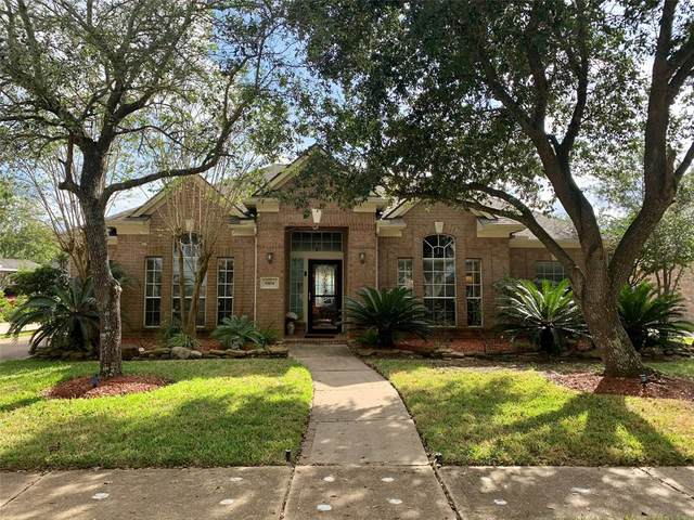 6104 Raintree Drive, Pearland, TX 77584 (MLS #90371239) :: The Bly Team