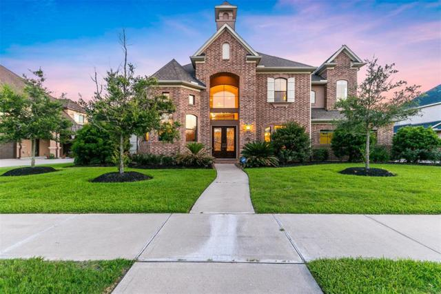 10407 Prescott Glen Lane, Katy, TX 77494 (MLS #90378857) :: The Sansone Group