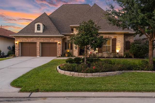 30 Woodglade Way, Tomball, TX 77375 (MLS #90383633) :: The SOLD by George Team