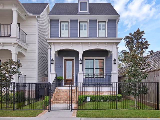 312 W 18th Street, Houston, TX 77008 (MLS #90398577) :: Caskey Realty