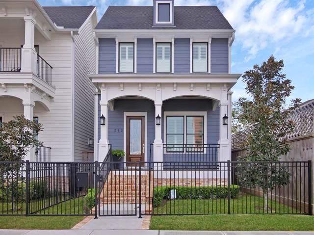 312 W 18th Street, Houston, TX 77008 (MLS #90398577) :: Giorgi Real Estate Group