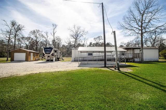 236 County Road 4502, Dayton, TX 77535 (MLS #90398659) :: Lisa Marie Group | RE/MAX Grand