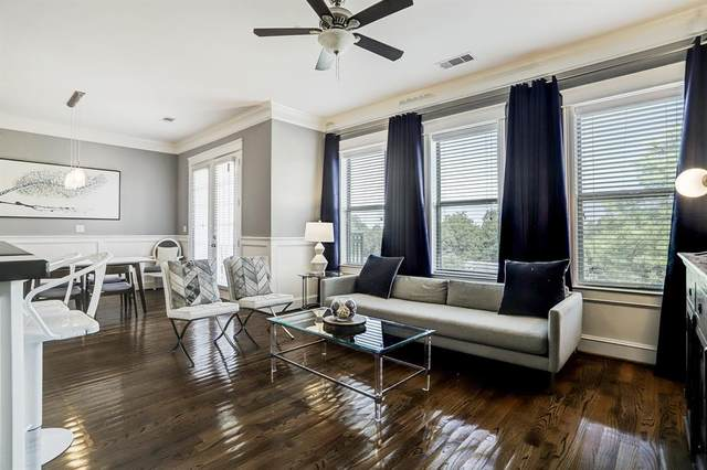 2802 Morrison Street #401, Houston, TX 77009 (MLS #90405101) :: Lerner Realty Solutions