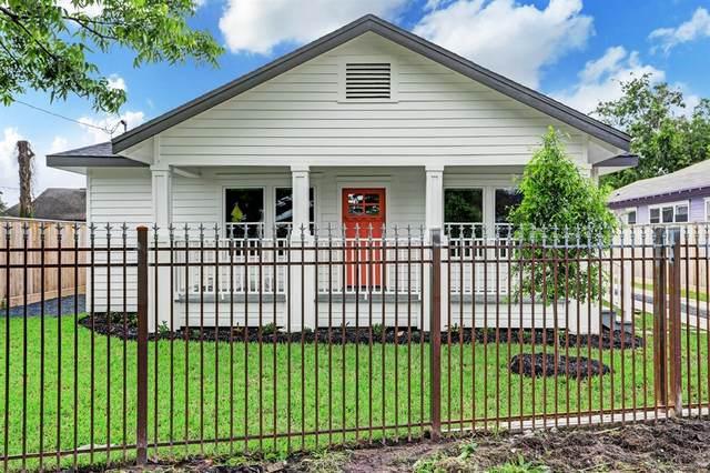 4311 Rusk Street, Houston, TX 77023 (MLS #90413199) :: Green Residential