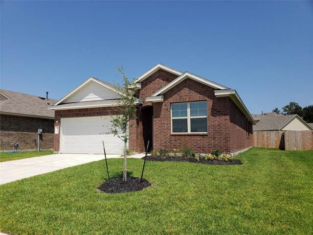 18153 Woodpecker Trail, New Caney, TX 77375 (MLS #90421430) :: The SOLD by George Team