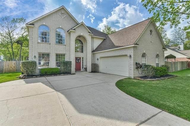 611 Douglas Fir Drive, Magnolia, TX 77354 (MLS #90429645) :: Ellison Real Estate Team