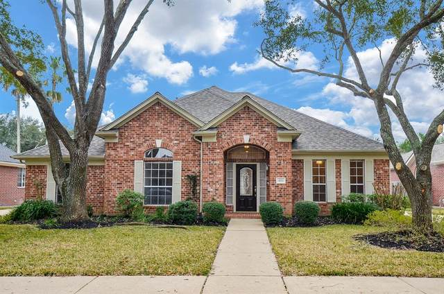 4211 Lake Terrace Court, Missouri City, TX 77459 (MLS #90435499) :: The Bly Team