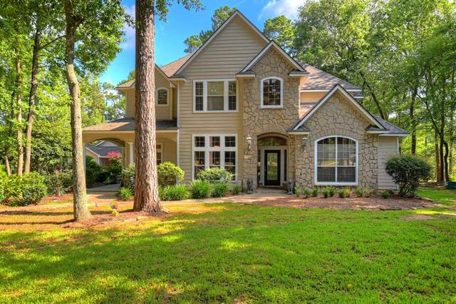 10438 Crestwater Circle, Magnolia, TX 77354 (MLS #90442395) :: The Bly Team