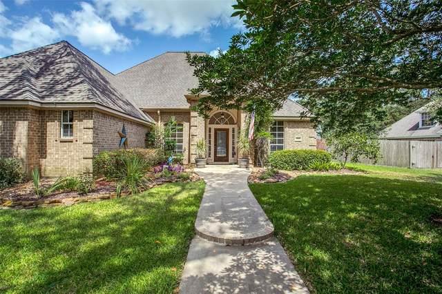 800 Enchanted Oaks Drive, Angleton, TX 77515 (MLS #90444860) :: The Freund Group