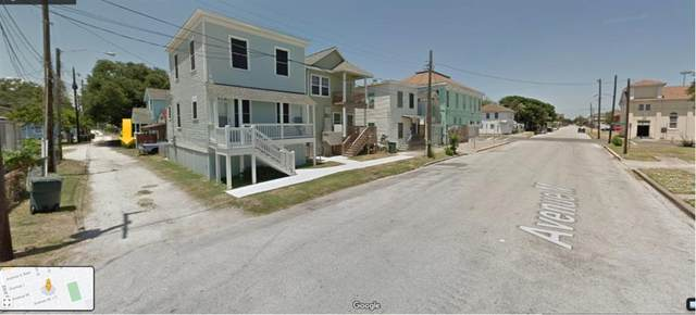 1221 29th Street, Galveston, TX 77550 (MLS #9044589) :: Connell Team with Better Homes and Gardens, Gary Greene